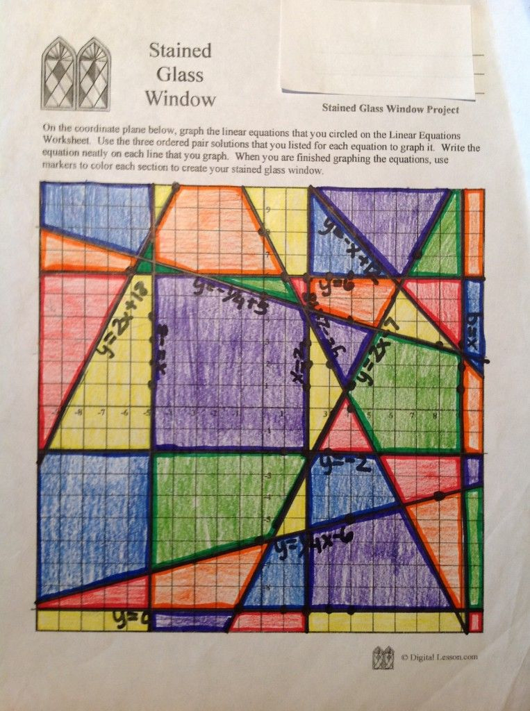 Stained Glass Windows Worksheet Stainedglasswindow4