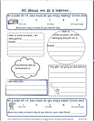 Theme Worksheets Middle School Pdf Getting to Know You Worksheet