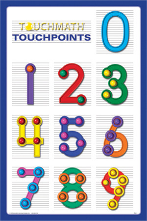 Touch Math Addition Worksheet touchmath for Homeschoolers A Review Early Learning Mom