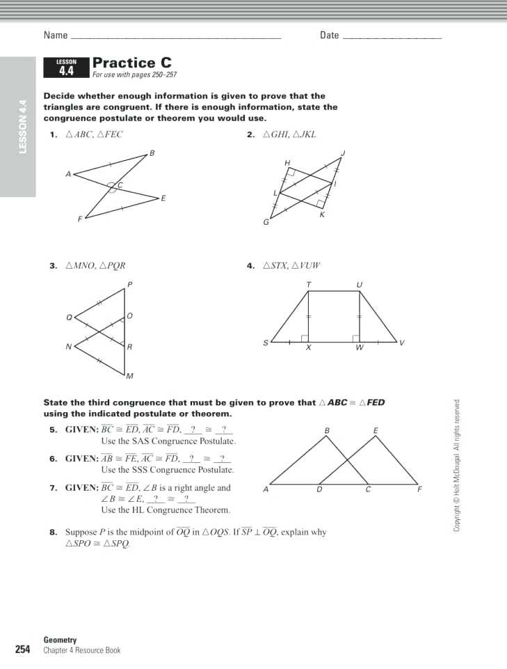 Triangle Proofs Worksheet Answers Congruent Triangles Proof Worksheet Worksheet List