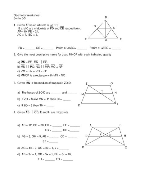 Triangle Proofs Worksheet Answers Triangle Proofs Worksheet for 9th 12th Grade