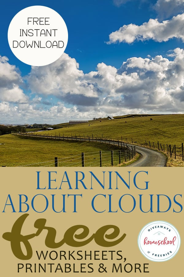 Types Of Clouds Worksheet Learning About Clouds Free Worksheets Printables and More