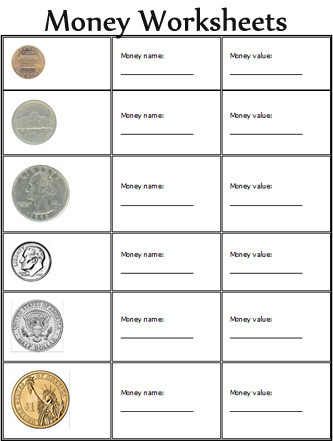 Values Of Coins Worksheet Free Printable Math Worksheets Fun Math Games and Online