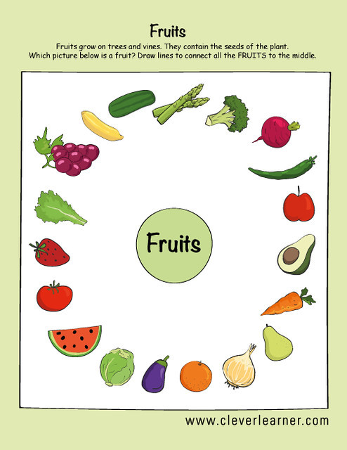Vegetable Worksheets for Preschool Fruits and Ve Ables Preschool Worksheets