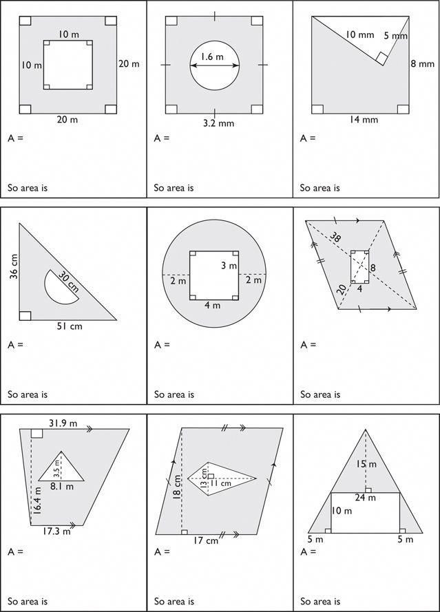 Volume Of Composite Figures Worksheet Worksheets On Posite Figures Google Search Adultmath