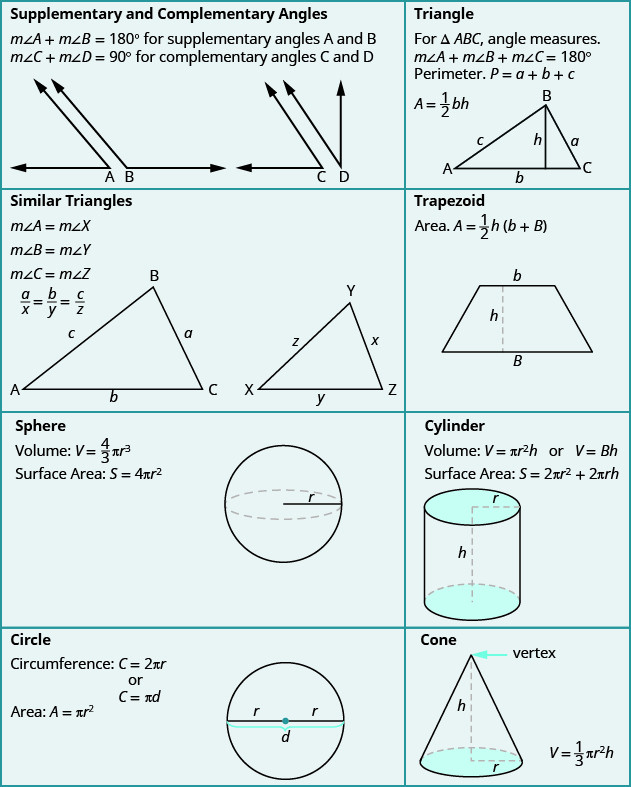 Volume Of Sphere Worksheet 9 10 solve Geometry Applications Volume and Surface area
