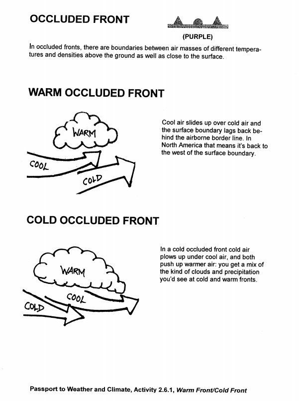 Weather Worksheets for Middle School Weather Worksheets for Middle School Google Search