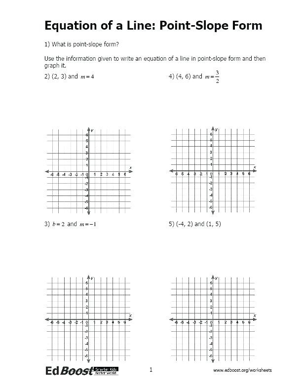 Writing Equations Of Lines Worksheet Equations Of Lines Worksheets – Keepyourheadup